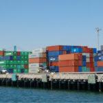 ロングビーチ港、ロングビーチ港のコンテナ取扱い量は全米1位、2位!