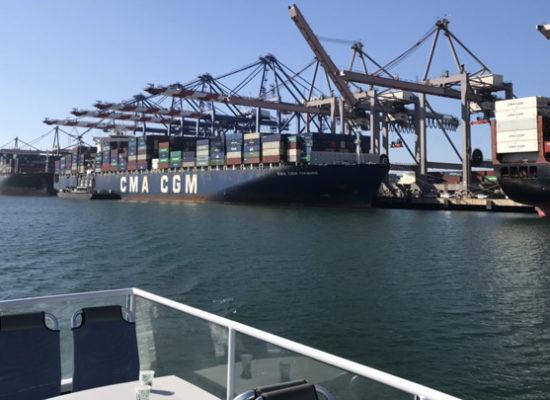 State of Port 2019、ロサンゼルス港湾局とPMSAが主催 ポート視察 アメリカ視察