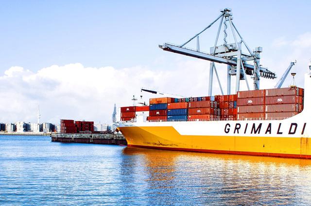 アメリカ進出 物流業務一括サポート 輸出入代行